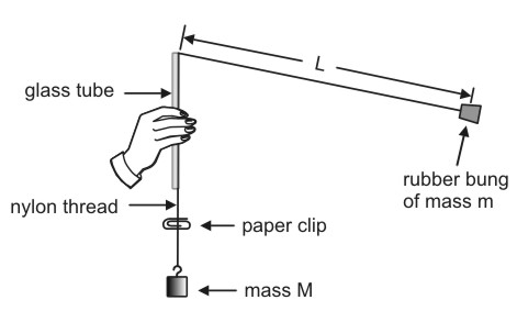 centripetal force of a rubber bung essay Aim: the aim of this experiment is to verify the equation for centripetal force using a whirling bung you will need: what to do: tie a piece of string (length about 1 m) to a rubber bung and then thread it through a short length (10 cm) of glass tube.
